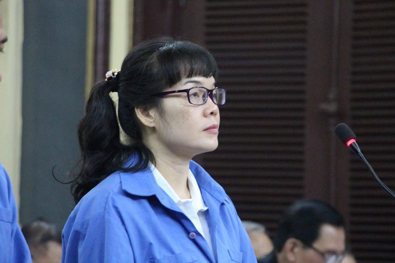 Đại án tại Vietinbank: Huyền Như lại hầu toà trong vụ lừa đảo hơn 1.000 tỷ đồng