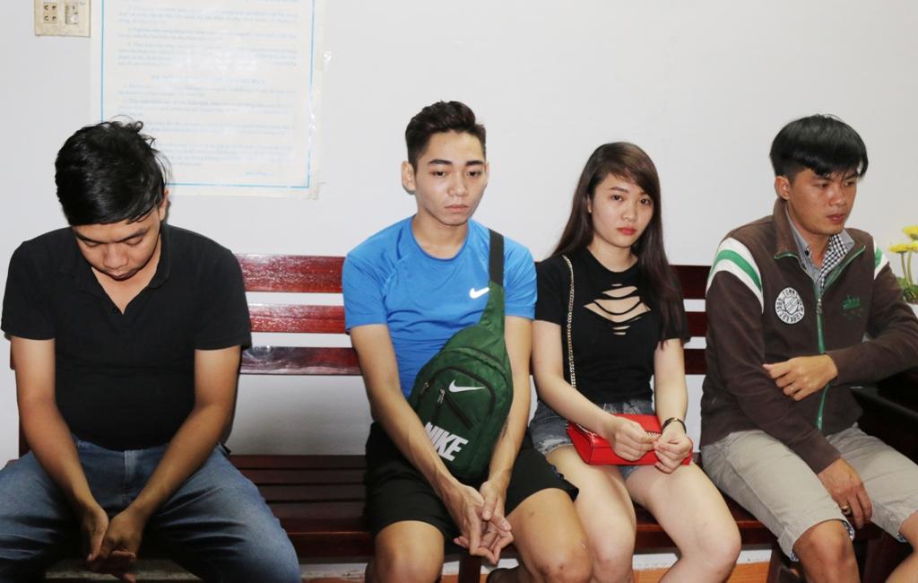 Cần Thơ: Công an phát hiện đối tượng sử dụng ma túy tại quán karaoke