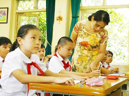 TP.HCM thưởng Tết cho giáo viên 1,4 triệu đồng