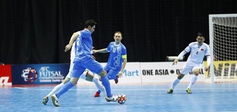 Futsal không thể tái lập kỳ tích