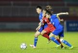 Cầu thủ nữ ẩu đả ở giải vô địch quốc gia 2018