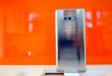 Chi tiết Galaxy Note9 màu bạc không bán chính hãng ở VN