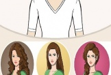 Chọn kiểu tóc phù hợp với 11 dáng cổ áo váy phổ biến