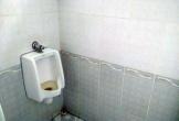 Học sinh ám ảnh bởi nhà vệ sinh trường học