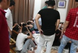 Thuê biệt thự tổ chức sinh nhật bằng đại tiệc… ma túy