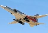 Oanh tạc cơ Nga rải bom diệt căn cứ địch trong diễn tập