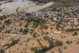 Lượng mưa 3 tháng đổ xuống một đêm, 11 người chết vì lũ quét ở Pháp