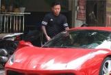 Siêu xe 16 tỷ của Tuấn Hưng gặp tai nạn nghiêm trọng