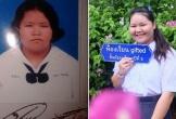 Cô gái hơn 100 kg lột xác thành mỹ nữ sau giảm cân