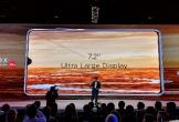 Huawei công bố smartphone màn hình 7,2 inch