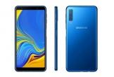 Galaxy A7 2018 được trang bị gì để đối đầu các đối thủ ngang tầm?