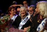 Video: Cụ bà 93 tuổi đoạt vương miện Hoa hậu ở Israel