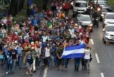 Mexico điều hàng trăm cảnh sát chống bạo động tới biên giới