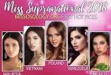 Minh Tú được đánh giá cao ở Hoa hậu Siêu quốc gia 2018