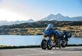 Yamaha Niken GT - môtô thể thao ba bánh mới