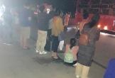 Xe khách An Phú Quý tông vào cột điện, nhiều hành khách khiếp vía