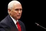 """Pence: Ấn Độ-Thái Bình Dương không có chỗ cho sự """"độc đoán và gây hấn"""""""