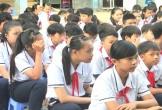 Hơn 1.000 học sinh được phổ biến Luật GTĐT nội địa
