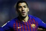 Barca mất Suarez trong trận tiếp Tottenham