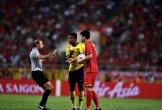 Cầu thủ nhập tịch Sumareh chấn thương, vẫn nỗ lực ra sân cùng Malaysia