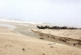 Kinh hoàng phát hiện thi thể không đầu, cụt tứ chi bên bờ biển