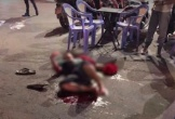 Nam thanh niên bị chém lìa tay trong lúc ăn ở chợ đêm