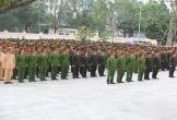 Ra quân đảm bảo ANTT Tết Nguyên đán Kỷ Hợi 2019