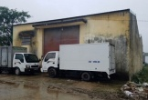 Các thùng mì tôm đè chết nhân viên bảo vệ