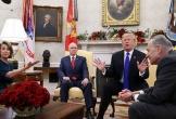 Nhà Trắng theo đuổi bức tường biên giới, chính phủ Mỹ nguy cơ đóng cửa