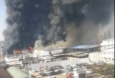 Cháy nhà máy ở TQ, 11 người bị thiệt mạng