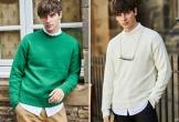 3 loại áo len nam giới để quên trong tủ vài năm cũng không lỗi mốt