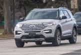 Hé lộ hình ảnh nội thất Ford Explorer thế hệ mới