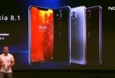 Nokia 8.1 trình làng, tích hợp nhiều công nghệ mới, giá 10,5 triệu đồng