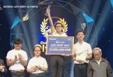 Nam sinh trường Phan mang cầu truyền hình chung kết Đường lên đỉnh Olympia về Nghệ An
