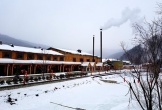 Thăm ngôi làng tuyết đẹp hơn cổ tích tại Cáp Nhĩ Tân