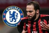Chelsea đạt thỏa thuận mượn Higuain từ Juventus