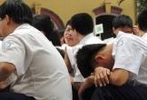 Gần 1/3 học sinh ở TP HCM bị căng thẳng, stress