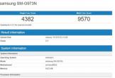 Galaxy S10 lộ điểm hiệu năng thấp hơn iPhone XS