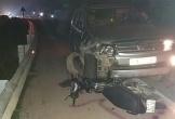 Nghệ An: Bị ô tô Fortuner tông kéo lê khoảng 50 m, Phó trạm y tế tử vong