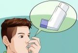 Xịt thuốc dự phòng hen chứa corticoid có gây nguy hiểm cho người dùng?