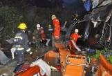 Xe buýt chở đoàn thể thao gặp nạn, ít nhất 13 người thiệt mạng