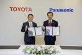 Toyota hợp tác Panasonic sản xuất pin cho ô tô điện