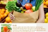 10 loại rau củ không thể thiếu nếu muốn giảm cân nhanh đón Tết