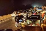 Hơn 100 ôtô tông liên hoàn trên cao tốc Trung Quốc