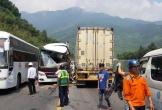 Tin mới vụ xe khách đấu đầu container khiến 19 người nhập viện