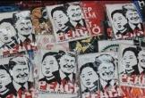 Chiếc áo hòa bình Donald Trump - Kim Jong Un được in ra sao?