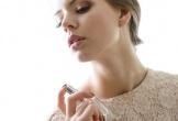 8 vị trí xịt nước hoa giữ hương thơm phảng phất suốt cả ngày