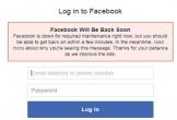 Facebook 'sập' trên toàn cầu