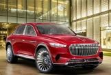 Mercedes-Maybach GLS - SUV hạng sang giá 200.000 USD