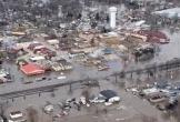 Thiên tai lụt lội tại 74 thành phố, Mỹ ban bố tình trạng khẩn cấp